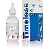 Timeless Skin care siero di acido ialuronico 100% puro 30ml–autorizzato venditore UK–Fresh, nuovo e sigillato