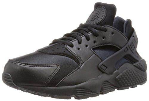Nike Donna Wmns Air Huarache Run scarpe sportive nero Size: 37 1/2