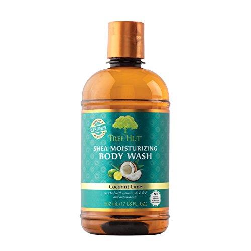 Tree Hut Shea Moisturizing Body Wash, Coconut Lime, 17 Fluid Ounce by Tree Hut