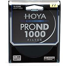 Hoya PROND 1000 - Filtro de colores, negro