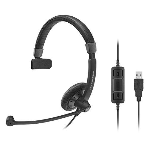 Sennheiser+SC+40+USB+CTRL+BLACK+Monaural+Head-band+Black+headset+-+headsets+(Call+center/Office,+Monaural,+Head-band,+Black,+Wired,+2.1+m)