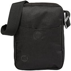 Mi-Pac Flight Bag Bolso Bandolera, 21 cm, 1.7 Litros, ClassicAll Blk