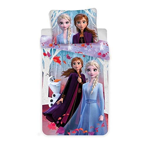 Disney Frozen 2 - Juego Funda nórdica Funda Almohada