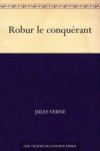 Couverture du livre Robur le conquérant