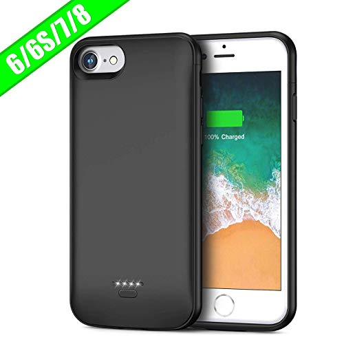 FLYLINKTECH Funda Bateria para iPhone 6/6s/7/8