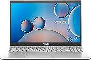ASUS VivoBook 15 X515JA-EJ190T Laptop (Transparent Silver) – 2 Core Intel Core i3-1005G1 Processor 1.2 GHz, 4G