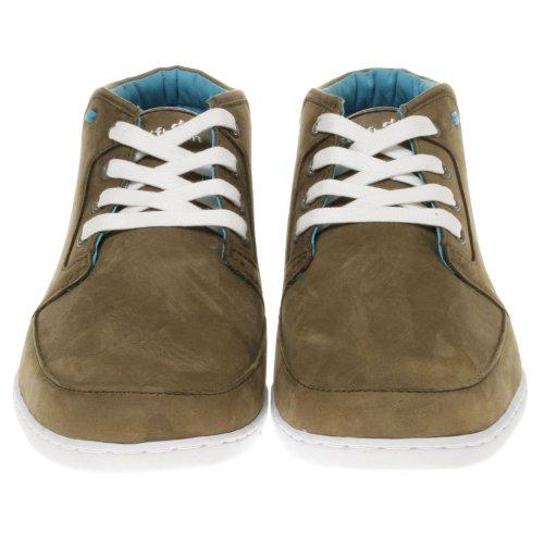 Boxfresh, Sneaker uomo Grigio grigio Verde (KHAKI, BLUE)