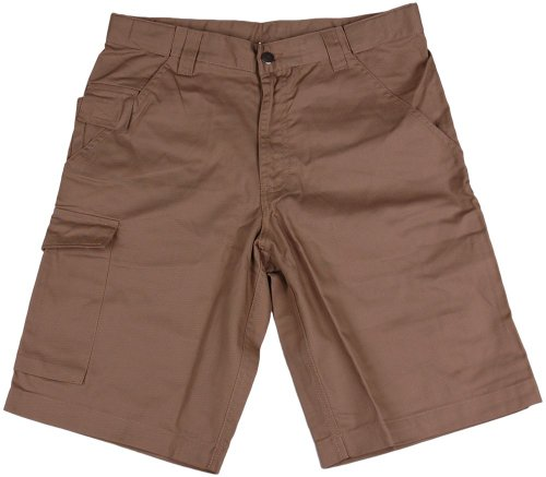 Russell Herren Arbeits Shorts , Model: , Farbe: khaki, Größe: W28, --- NEU ---, UPE: 34,90 Euro (Baumwolle Shorts Russell)