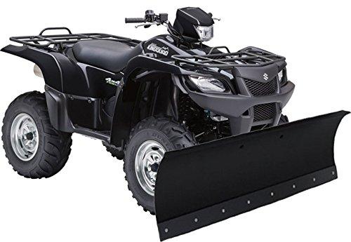 Suzuki King Quad LTA700/750 Schneeschild kompletter Kit Profi 120cm (Anbaugeräte Für Atv)