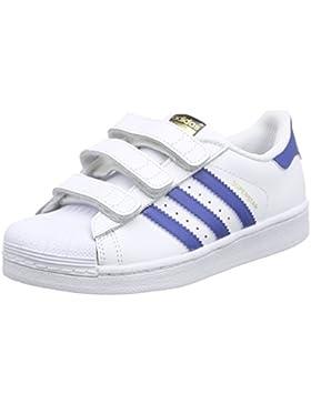 Adidas Superstar Foundation CF C, Zapatillas de Deporte Unisex Niños
