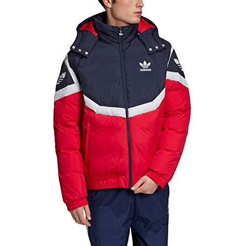 adidas Originals Herren Puffer Jackets Originals rot S