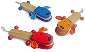 I'M Toys 02033 Snap Clap Doggy Assorted Colours