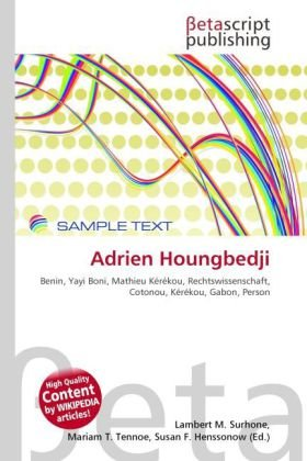 Adrien Houngbedji
