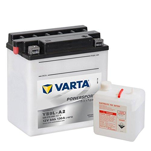Varta 509016008A514 Batterie de démarrage