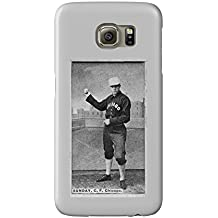 Chicago White Stockings - Billy Sunday - Baseball Card (Galaxy S6 Cell Phone Case, Slim Barely There)