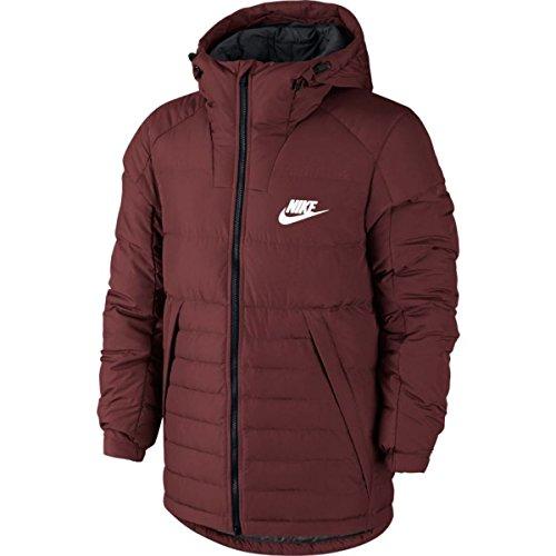 Preisvergleich Produktbild Nike NSW Down Fill Jacket 806855-619 Burgundy Größe XXL