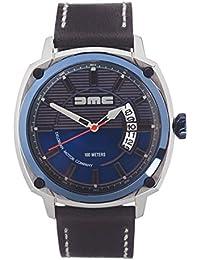 86c150ee5bd6 DMC DeLorean - Montre-Bracelet Alpha Pour Homme   DeLorean Motor Company    Boîtier en