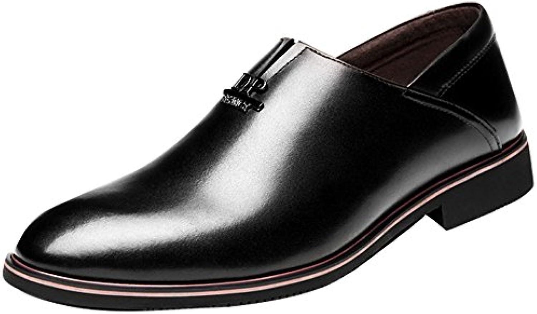 fgmjgk Männer Business Casual Schuhen und Mode Schuhe Männer Kleid ...
