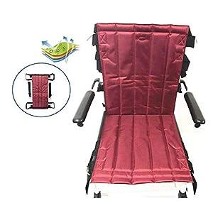 Schulterpolster für den vielseitigen Gebrauch Rollstuhl-Pad für den Rollstuhlwechsel Pflege für ältere Patienten für den Transport von Patienten