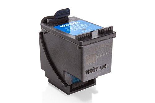 Preisvergleich Produktbild Inkadoo® XL Tinte passend für HP OfficeJet 250 Mobile ersetzt HP 62XL , C2P05A C2P05AE - Premium Drucker-Patrone Kompatibel - Schwarz - 18 ml