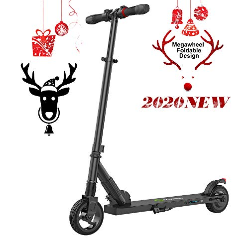 Wetour Scooter Électrique Pliant Seulement 7.8Kg Scooter Électrique Adulte Jusqu'à 23 Km/H Portée 23 Km E Scoo