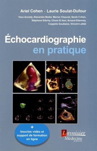 Echocardiographie en pratique par Collectif