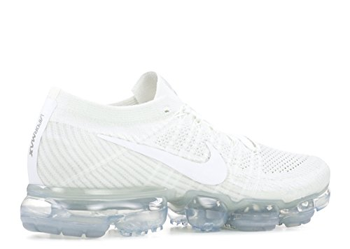 separation shoes 334c4 4230c Nike AIR Vapormax Flyknit 'Triple White' - 849558-100 -