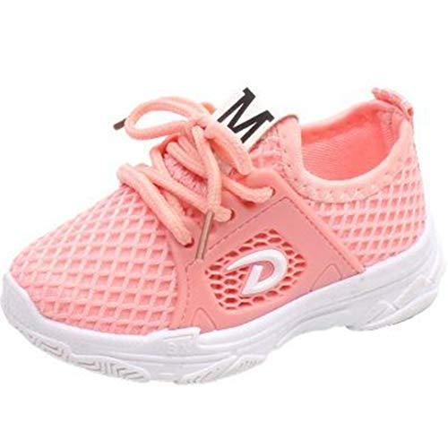 Scarpe Casual per Bambini Primavera comode morbide Sneakers Piatte in Pelle Traspirante Senza Scivolo scetoscarpe Baby Toddler Outdoor Leggere Scarpe da Corsa