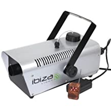 Ibiza Light - 800W Máquina de Humo Con Control Remoto Inalámbrico Ibiza Luz Lsm800W