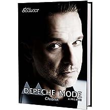 Depeche Mode Chronik / Buch von Sonic Seducer im Hardcover, limitiert (nur 999 Exemplare), handnummeriert + Nebenprojekte von Dave Gahan und Martin Gore + Sticker