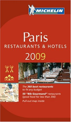 Paris : Selection of restaurants & hotels
