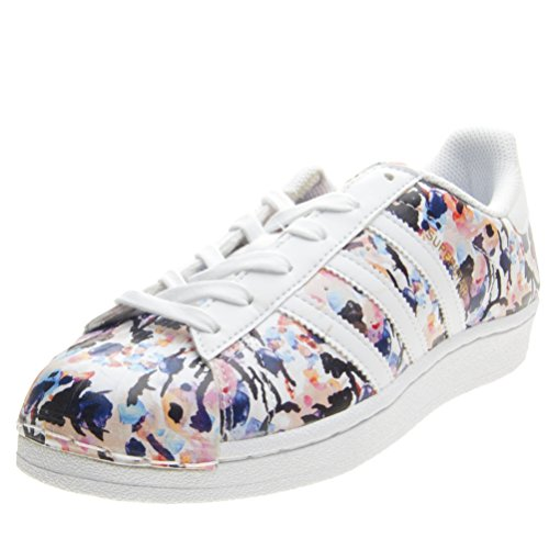adidas , Herren Sneaker mehrfarbig mehrfarbig, mehrfarbig - mehrfarbig - Größe: 38 2-3