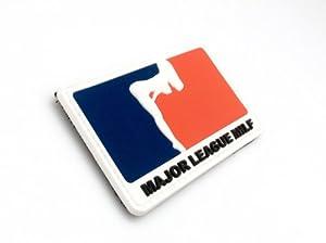 ACM - Patch Velcro Major League MILF PVC Airsoft