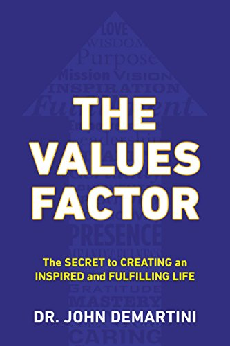 Values Factor: The Secret to Creating an Inspired and Fulfilling Life por John F. (John F. Demartini) Demartini