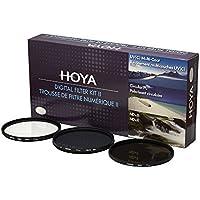 Hoya 49 mm Filter Kit II Digital for Lens