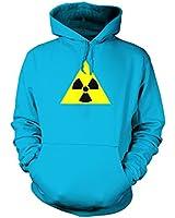 Radioactive Symbol Hoodie - Science Geek Hoodie