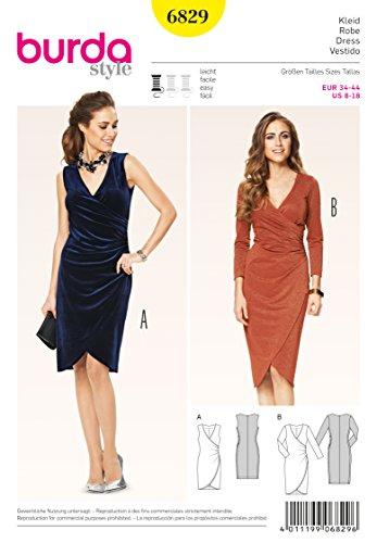 Burda Kleid Nahen gebraucht kaufen! Nur 2 St. bis -65% günstiger
