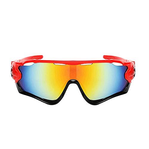 LAAT Fahrradbrille Sportsonnenbrille Sonnenbrille Outdoor Radsports, Baseball, Laufen Sportsonnenbrille