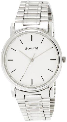 41ZrArQaRlL - Sonata ND1013SM01 Mens watch