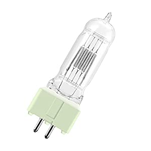 OSRAM 64720 CP/23 650W 230V, halogen-lamp, halogen studio lamps for Studio, Film and TV production