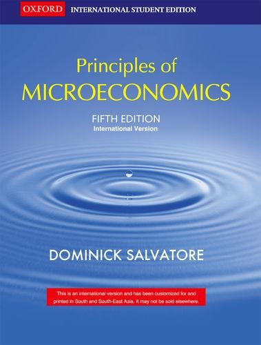 principle of microeconomics Principles of microeconomics, seventh edition, continues to be the most popular and widely-used text in the economics classroom a text by a superb writer and economist that stresses the most important concepts without overwhelming students with an excess of detail a thorough update has been made.