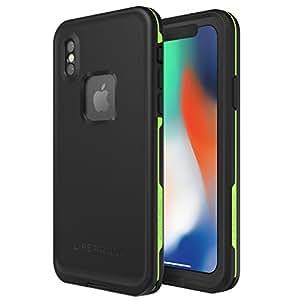 OtterBox Lifeproof Fre Coque Étanche et Antichoc pour iPhone X Noir