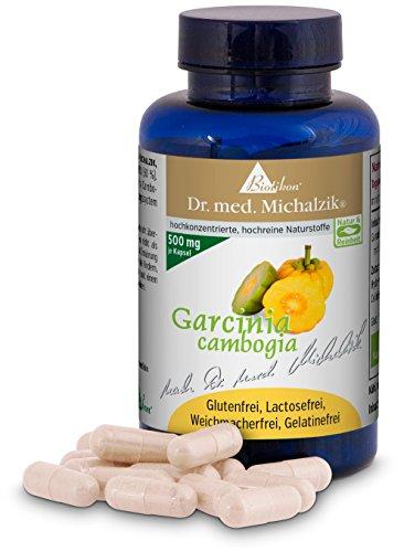 Garcinia Cambogia nach Dr. med. Michalzik - ohne Zusatzstoffe