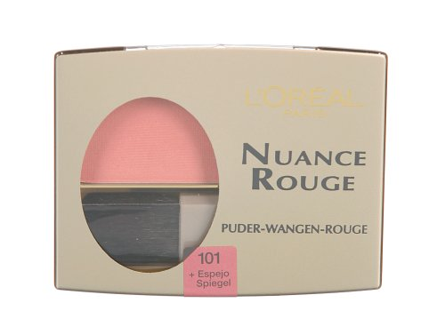 L\'Oréal Paris Nuance Rouge, 101 Rosenholz / Wangenrouge für ...