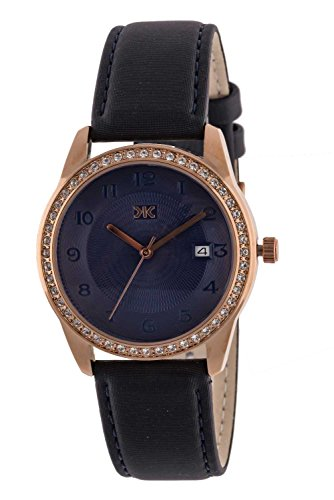 KILLER Analogue Blue Dial Women's Watch - KLW522F image