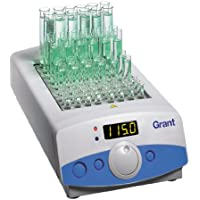 Grant Instruments qbd4l bloque calefacción seco Digital de precisión, 4L, 120V, + 5A 130Grado C