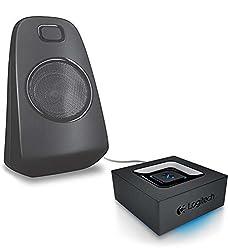 Logitech 980-00-1223 Bluetooth Audio Receiver (Black)