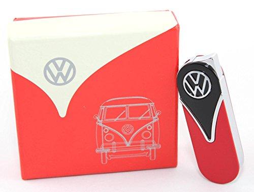 vw-volkswagen-accendino-gas-accendino-round-edges-con-regalo-box-in-metallo-ricaricabile-nero-rosso-