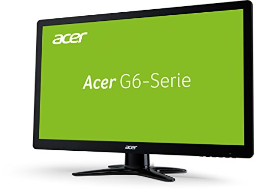 Deals For Acer G6 Series G246HLBBID 24 inch Widescreen LED Monitor (16:9, FHD, 2 ms, 100M:1 A 250 nits, LED Acer EcoDisplay) – Black Discount