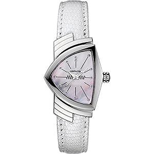 Hamilton Reloj Analogico para Mujer de Cuarzo con Correa en Cuero H24211852